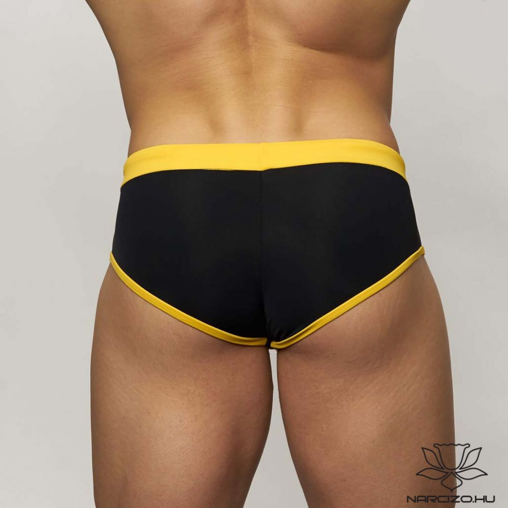 MUSCLE MODEL BLACK-YELLOW DUOCOLOR