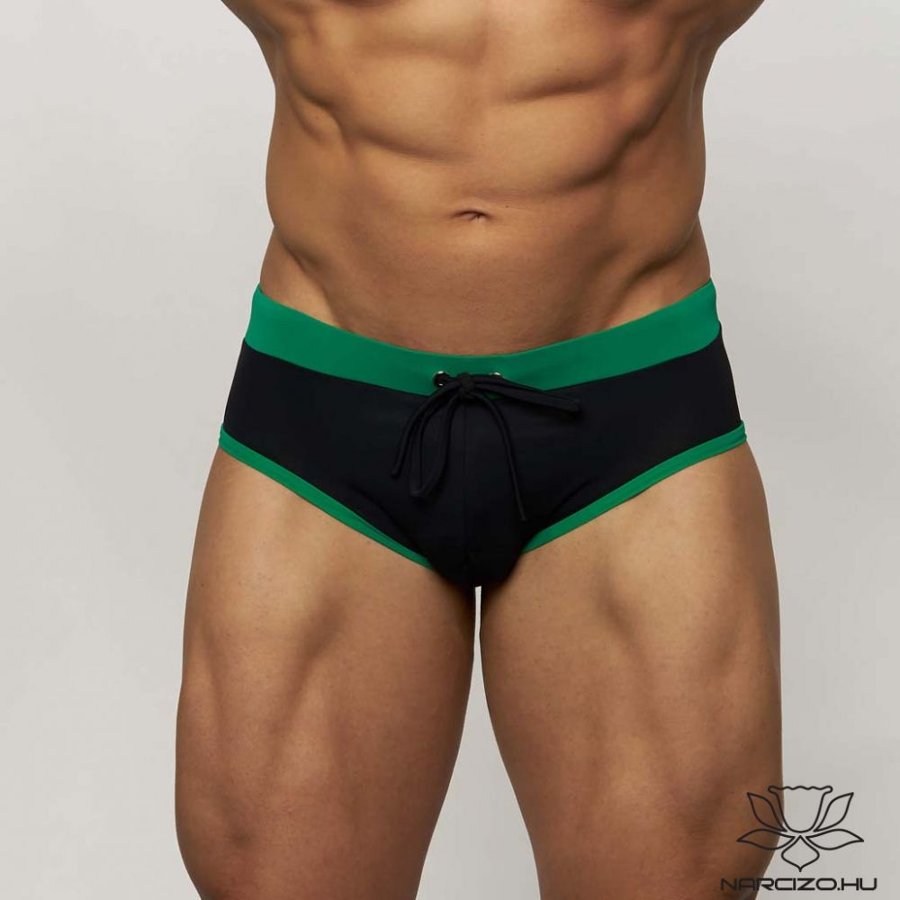 MUSCLE MODEL BLACK-GREEN DUOCOLOR