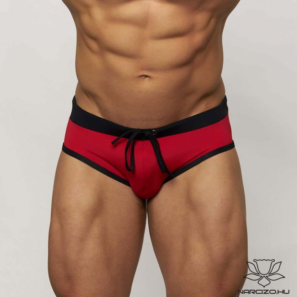 MUSCLE MODEL RED-BLACK DUOCOLOR