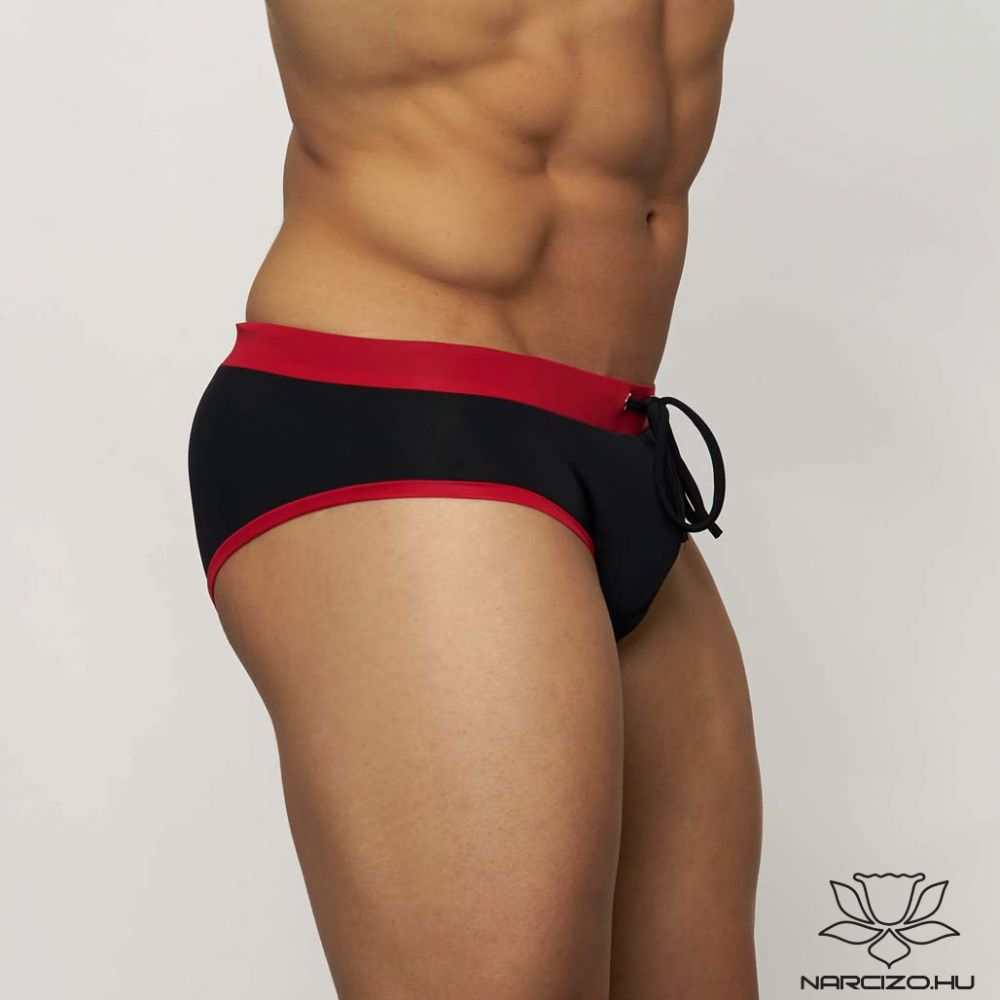MUSCLE MODEL BLACK-RED DUOCOLOR